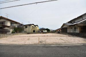 廿日市市佐方2丁目の分譲土地2区画の外観