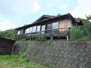 廿日市市津田の中古平屋住宅の外観写真