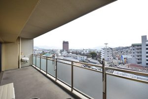 D'レスティア東本浦のバルコニーからの眺望2