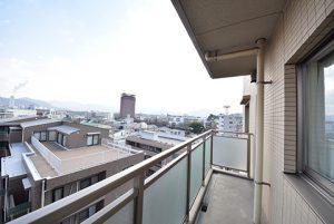 D'レスティア東本浦のバルコニーからの眺望1