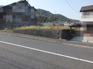 広島市西区己斐上2丁目の買取土地の外観写真