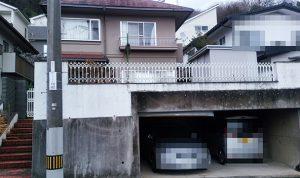 矢野東3中古住宅の外観写真2