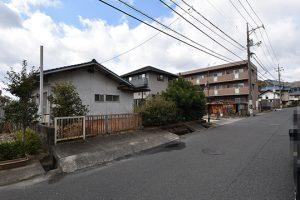 利松3丁目の古家付き土地(before)