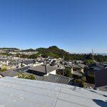 広島市西区己斐上3丁目の買取土地の現地からの眺望メイン