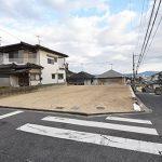 広島市西区己斐上3丁目の自社買取土地の外観メイン