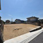 広島市安佐南区伴東2丁目の土地の全景写真