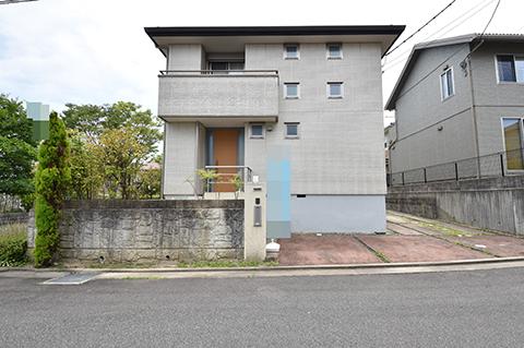 伴南4丁目中古住宅3330万円の外観写真