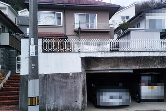 矢野東3中古住宅の外観写真