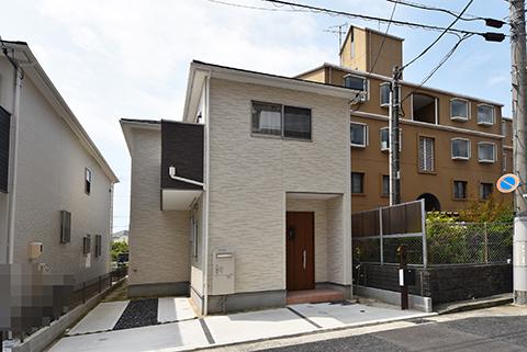 井口4丁未入居中古住宅の外観写真