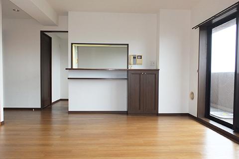 ヴェルディ五日市中央ウエストタワーの室内写真