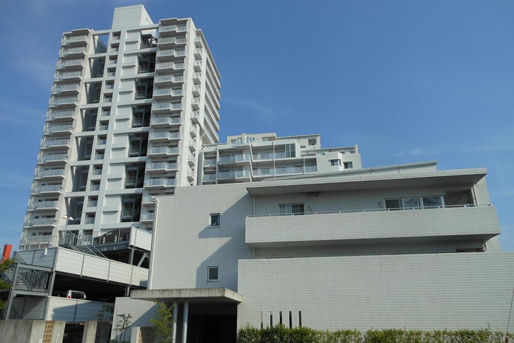 アーバンビュー渚ガーデンタワービレッジ6番館の外観
