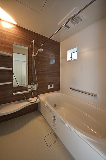 ユニットバス~浴室換気乾燥暖房機付き