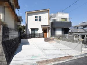 六本松1丁目中古住宅外観写真