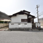 昭和台の土地東側外観写真