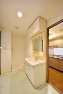 洗面室 洗面化粧台