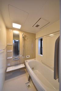 ユニットバス 浴室換気乾燥暖房機付き